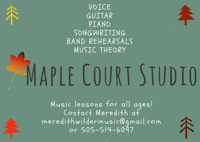 Maple Court Studio